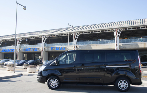 Taxi Ford Tourneo